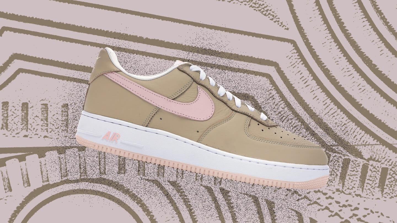 Air Force 1 Low Linen sneaker