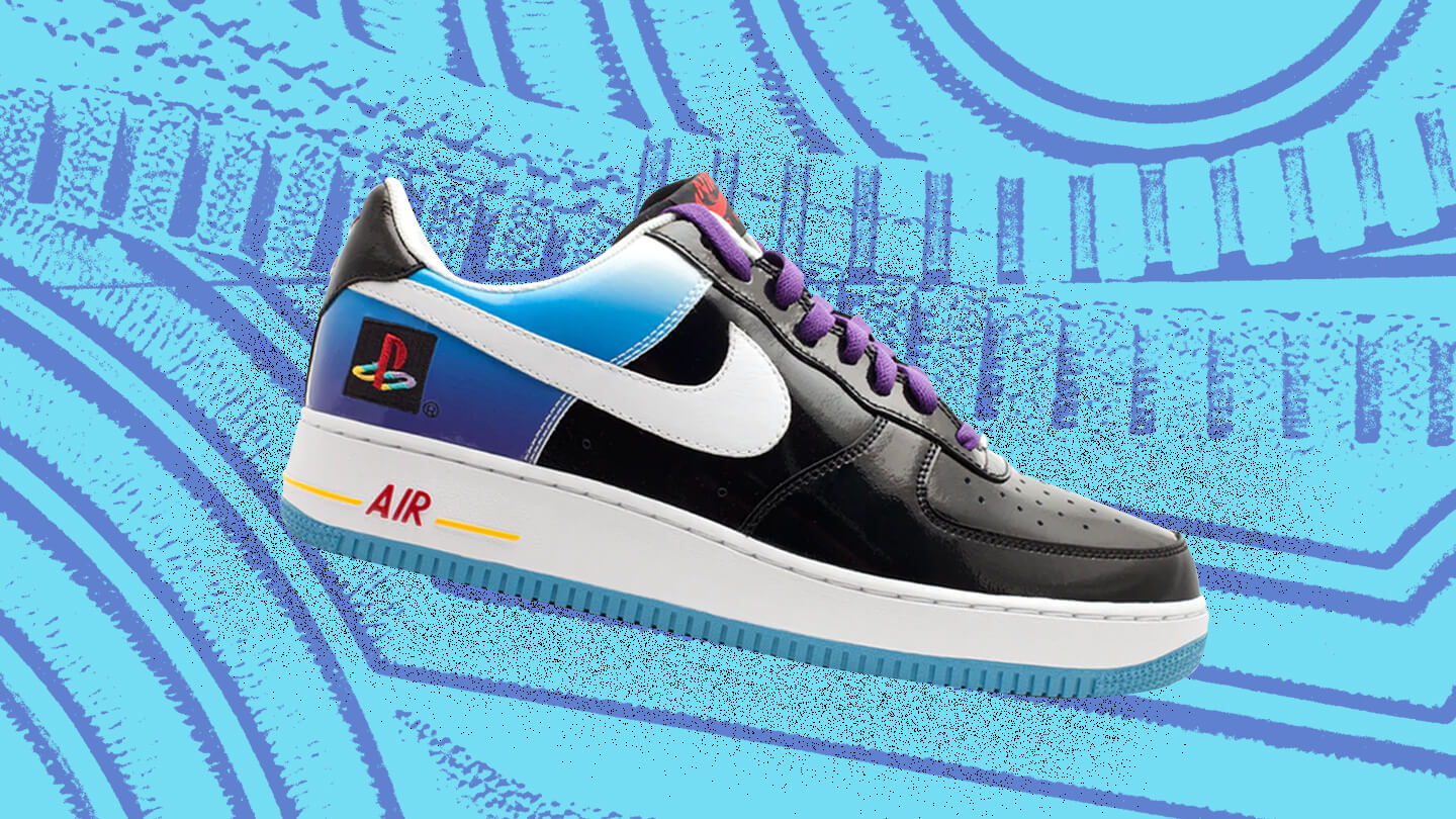 Air Force 1 Low Playstation sneaker