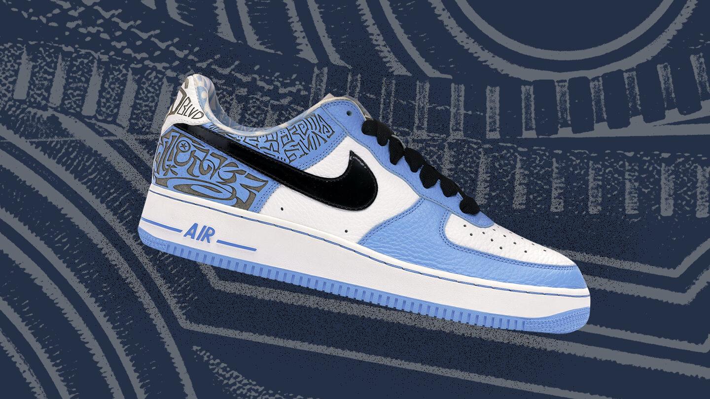 Air Force 1 Low Entourage sneaker